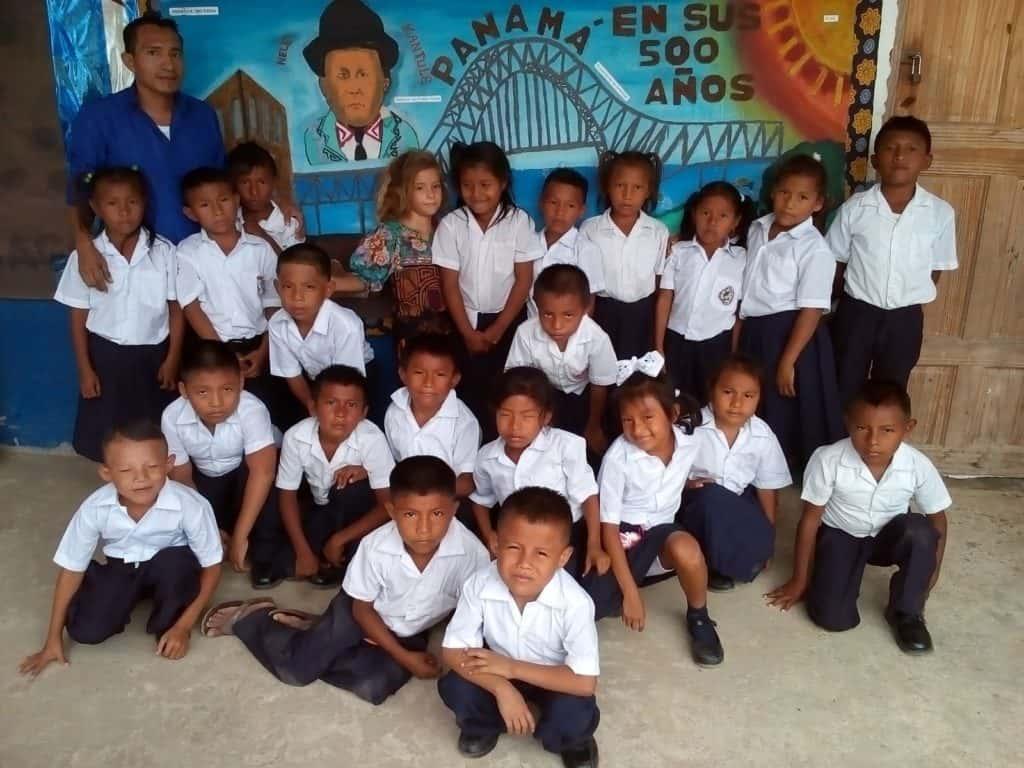Foto de Grupo el último día.